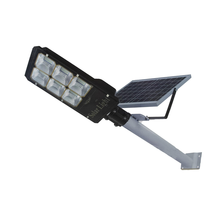 Lampa solara stalp