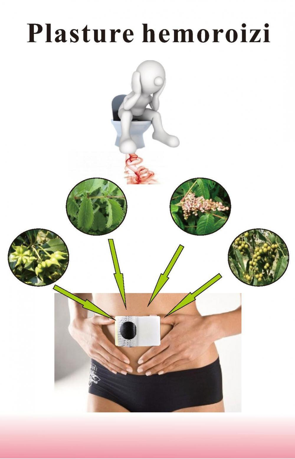 Plasturi detoxifiere edera