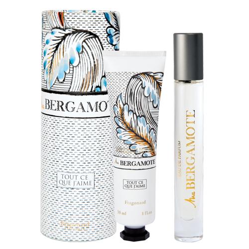 Set Ma Bergamote Contine: Apă de Parfum 7,5 ml + Cremă pentru mâini 30 ml