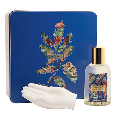 Set Patchouli Eau De Toilette 100ml si Perfumed Plaster
