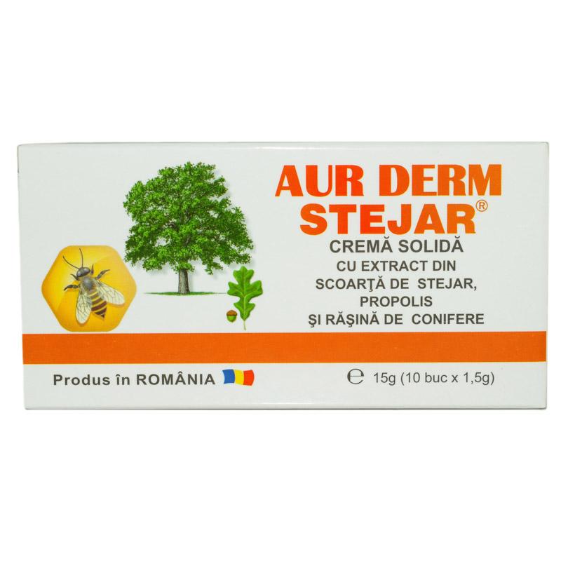 Tratamente din scoarță de stejar