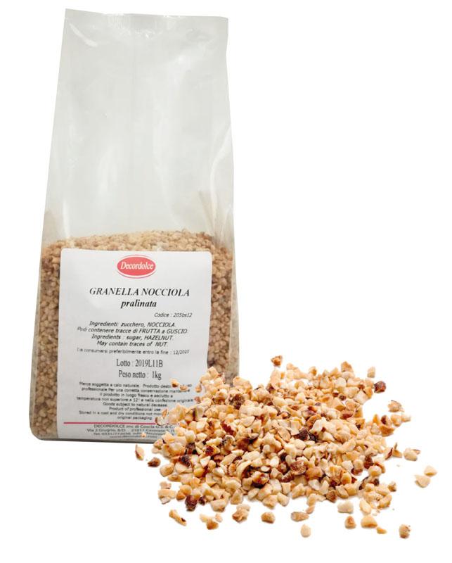Alune caramelizate Decordolce 1 kg