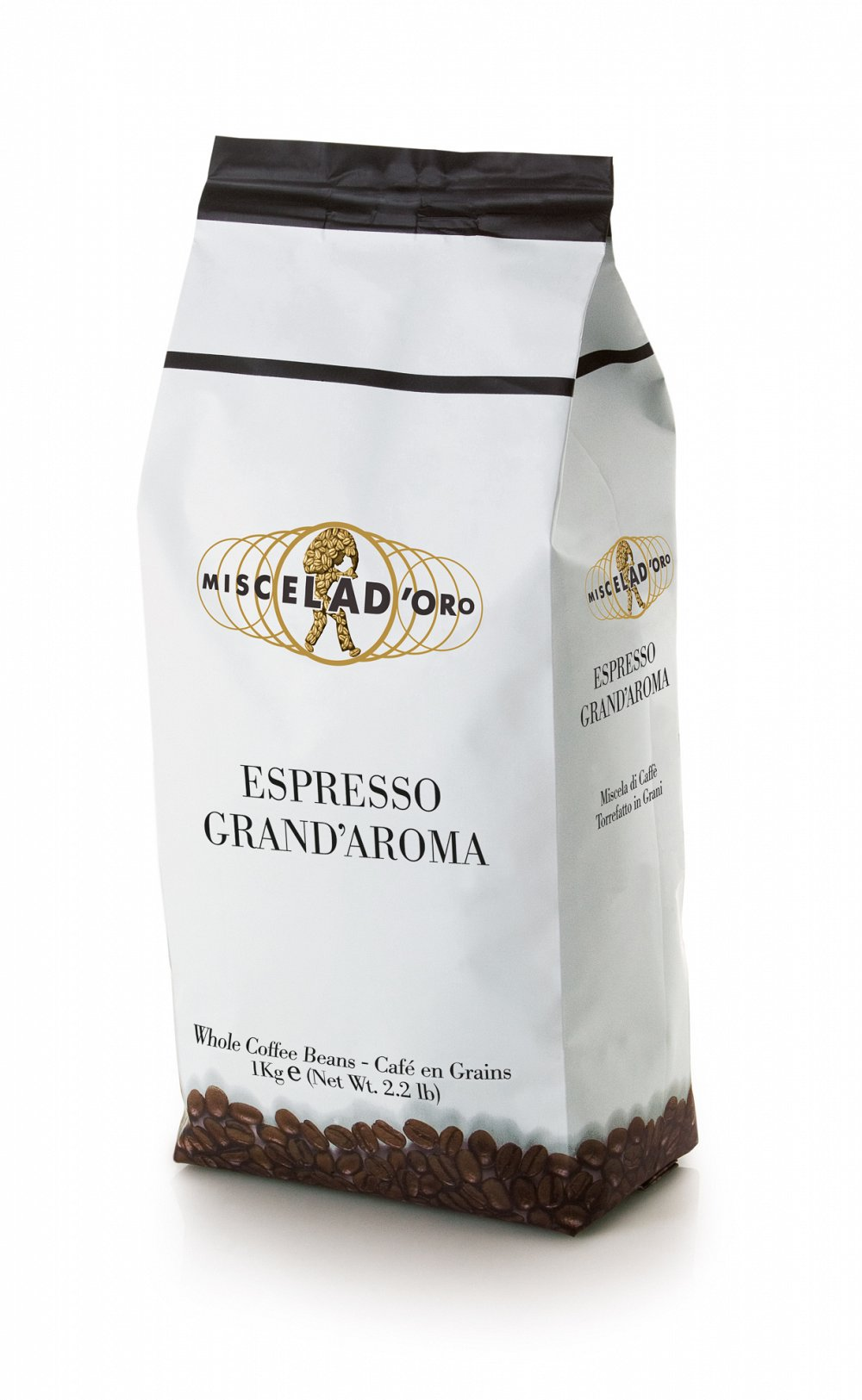 Cafea boabe Miscela d'Oro Grand' Aroma 1000 g