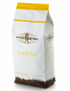 Cafea boabe Miscela d'Oro Latino 1000 g