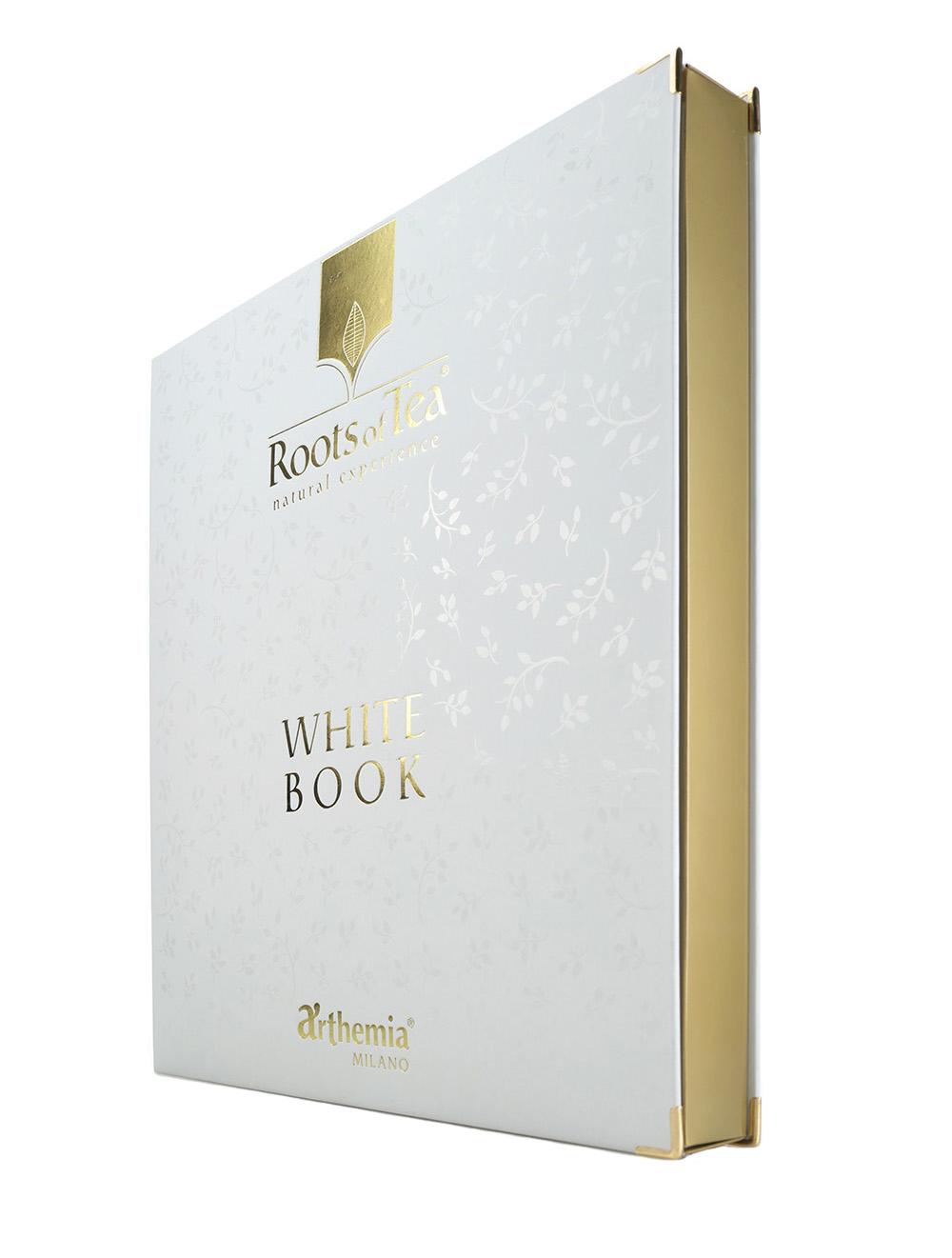 Cartea Ceaiului - Colectie Ceai White Book Arthemia 24 arome
