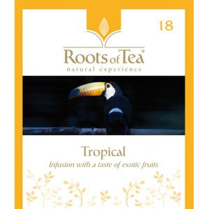 Ceai de Fructe Exotice Tropical Arthemia (20 plicuri/cutie)