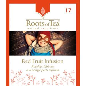 Ceai de Fructe Rosii Arthemia (20 plicuri/cutie)