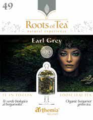 Ceai de frunze Earl Grey BIO 40 g
