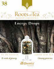 Ceai de frunze Energy Drops 40 g