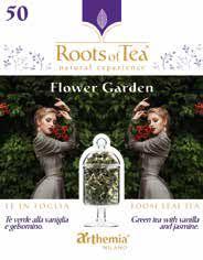 Ceai de frunze Flower Garden 40 g