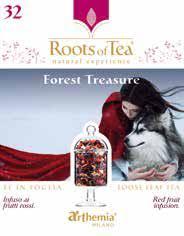 Ceai de frunze Forest Treasure 40 g