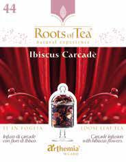 Ceai de frunze Hibiscus Carcade 40 g
