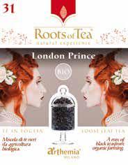 Ceai de frunze London Prince Bio 40 g