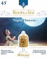 Ceai de frunze Night Flowers 40 g