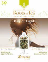 Ceai de frunze Ray of Light 40 g