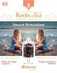 Ceai de frunze Sweet Sensation 40 g