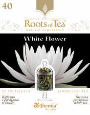 Ceai de frunze White Flower 40 g