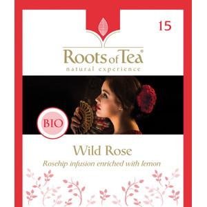 Ceai de Macese cu Lamaie Arthemia Bio (20 plicuri/cutie)