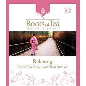 Ceai de Plante cu Lavanda Relaxing Arthemia (20 plicuri/cutie)