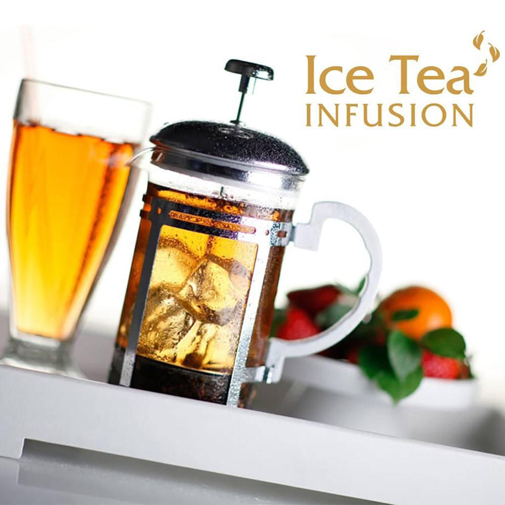 Ceai rece infuzie Green Peach Tea fara zahar Arthemia 10 plicuri (21g/plic)