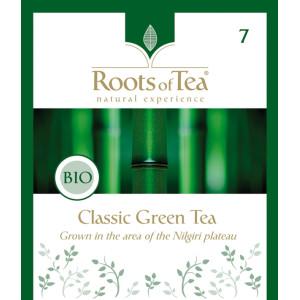 Ceai Verde Clasic Arthemia Bio (20 plicuri/cutie)