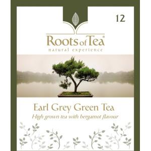 Ceai Verde cu Bergamota Arthemia (20 plicuri/cutie)