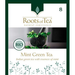 Ceai Verde cu Menta Arthemia Bio (20 plicuri/cutie)