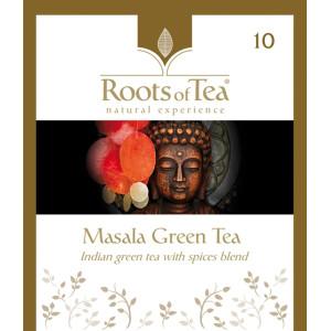 Ceai Verde Masala Arthemia (20 plicuri/cutie)