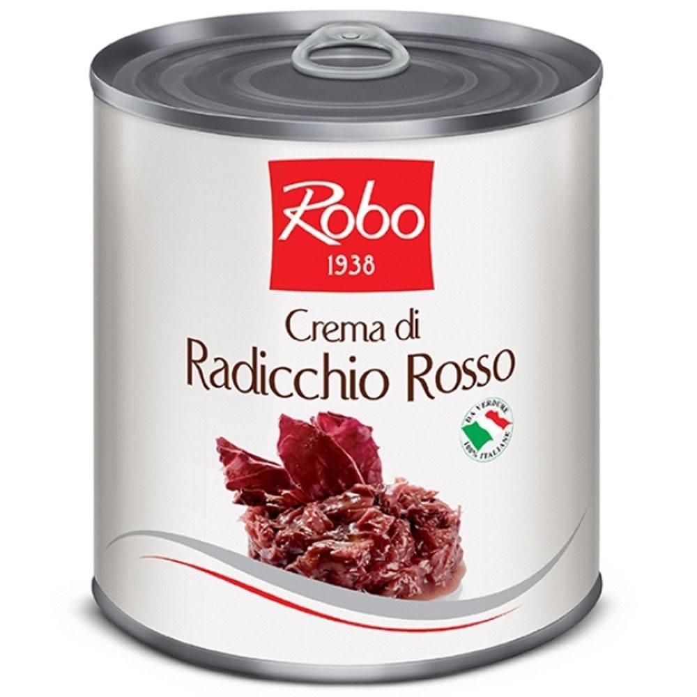 Crema de salata rosie amara Robo 800 g
