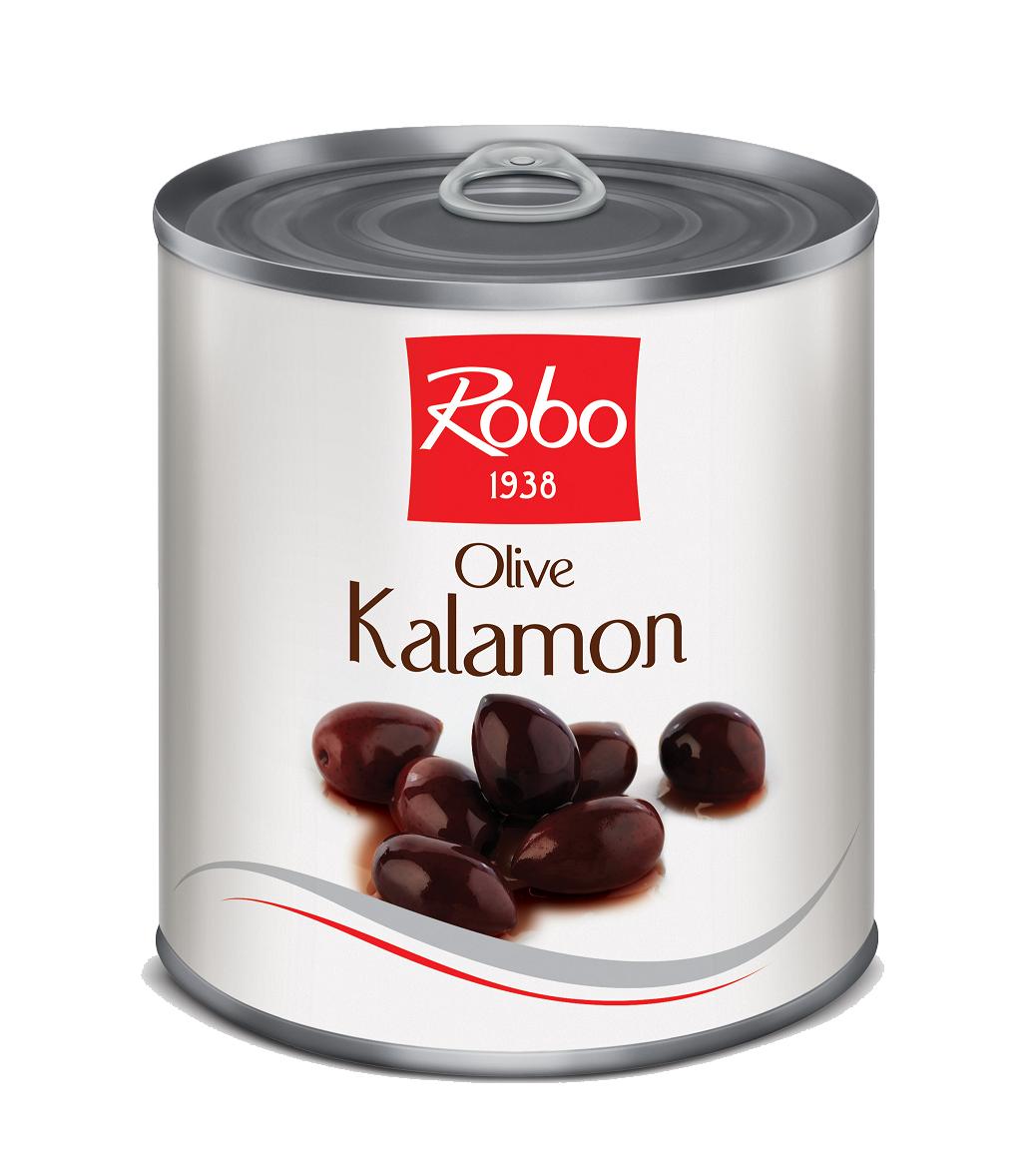 Masline grecesti kalamon in saramura Robo 800 g