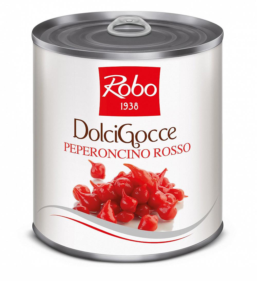 Mini ardei dulci lacrima rosii Robo 780g net