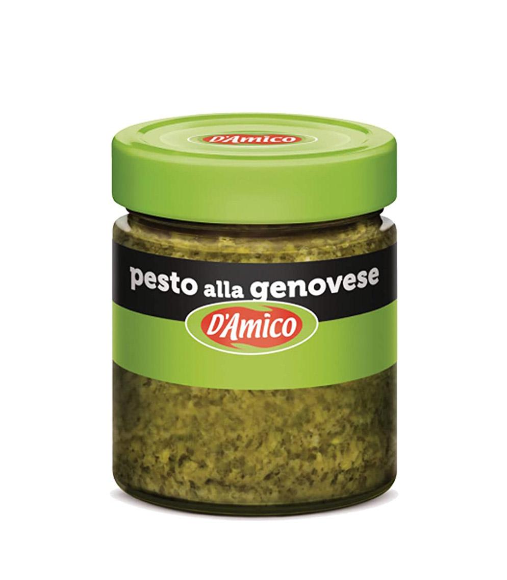 Sos Pesto Genovese D'Amico 130g net