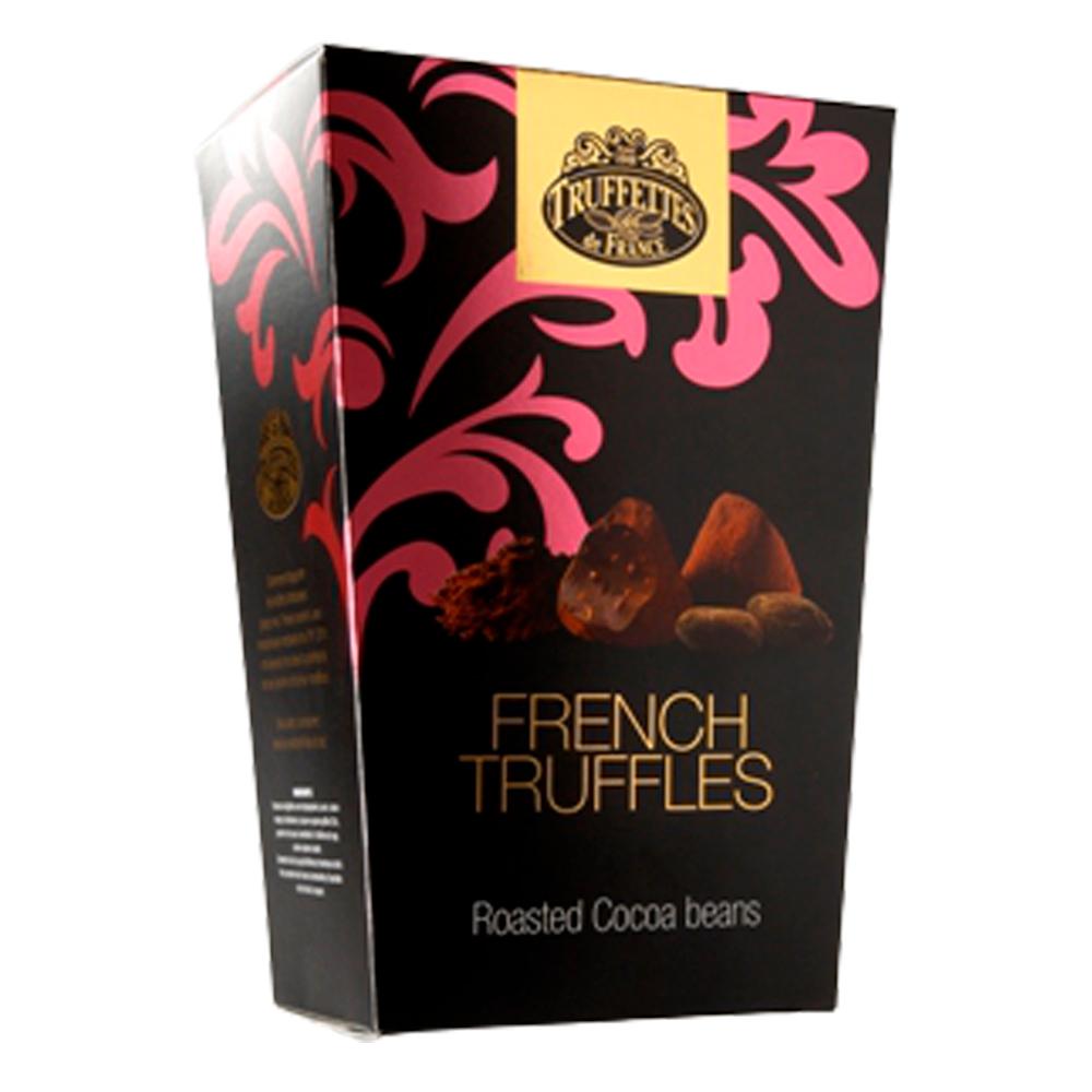 Trufe de ciocolata cu boabe de cacao prajite Truffettes de France Chocmod 200g