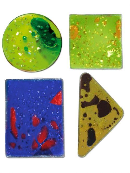 4 forme geometrice pentru cutia luminoasă imagine edituradiana.ro