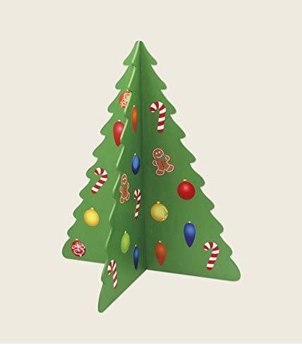 Set pentru decorat cu 90 de stickere - Brad de Crăciun imagine edituradiana.ro