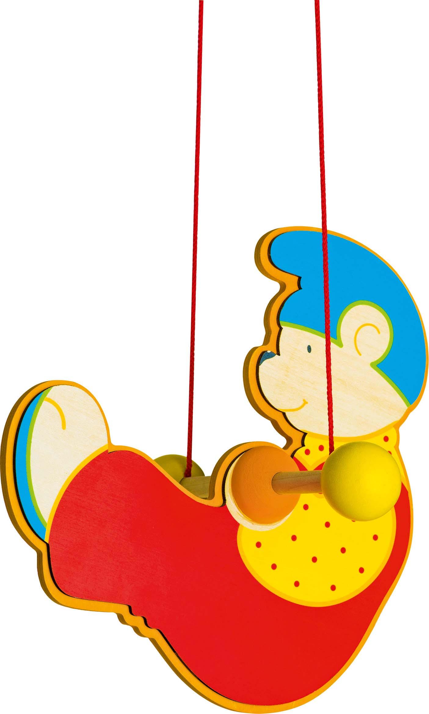 Ursuleț yo-yo imagine edituradiana.ro