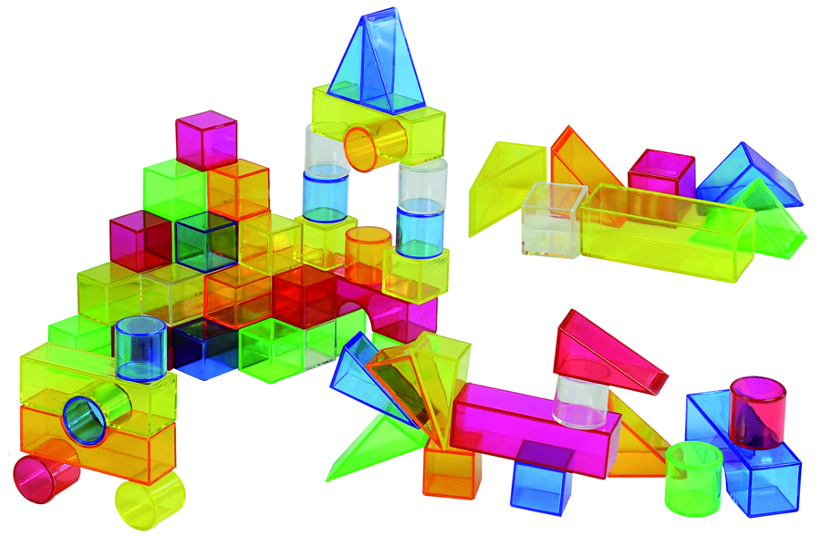 Corpuri geometrice translucide imagine edituradiana.ro