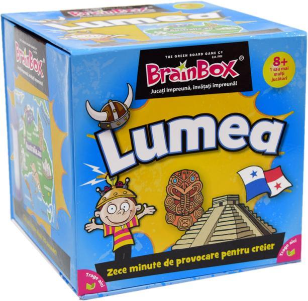 Brainbox - Lumea imagine edituradiana.ro