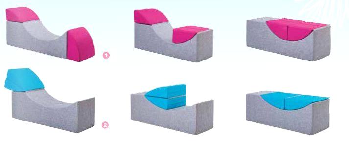Canapea pentru relaxare imagine edituradiana.ro