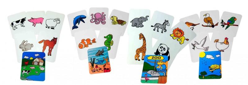 Carduri cu imagini - Animale imagine edituradiana.ro