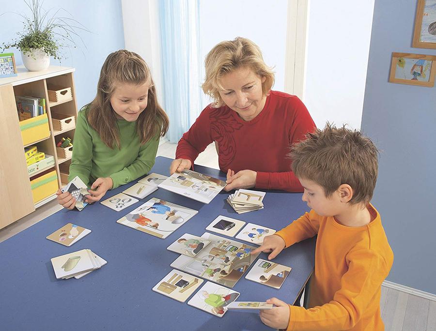 Carduri cu imagini - În casă imagine edituradiana.ro