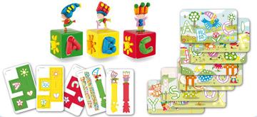 Carduri PlayMais - Literele imagine edituradiana.ro
