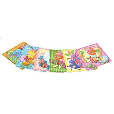 Carduri PlayMais - Mozaic - Gândăcel imagine edituradiana.ro