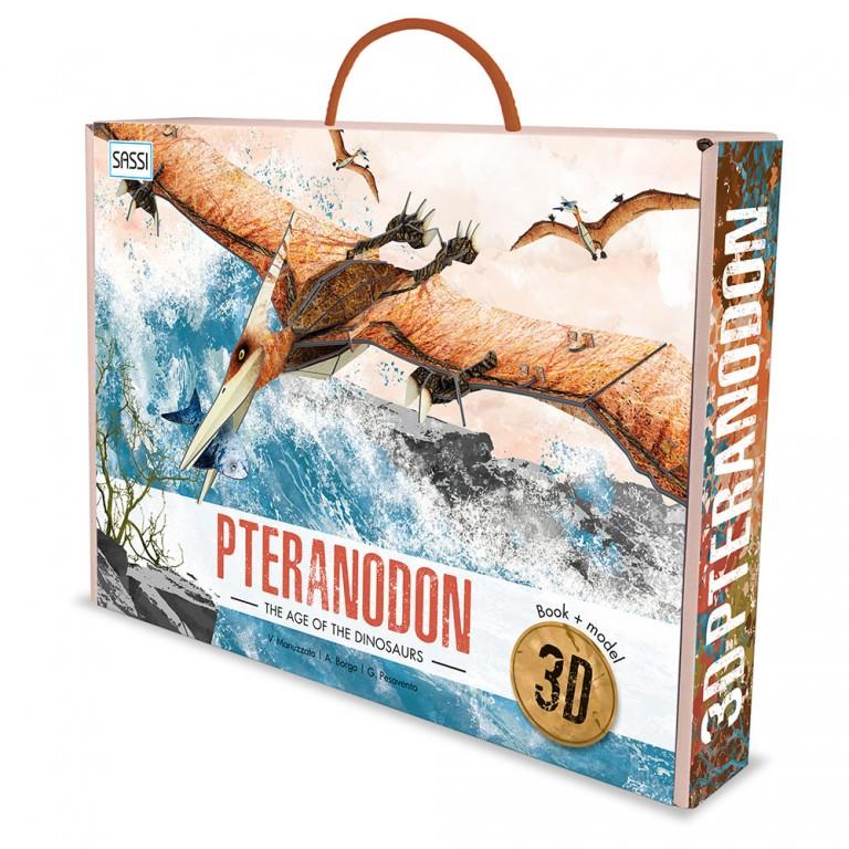 Carte + model 3D - Era dinozaurilor imagine edituradiana.ro