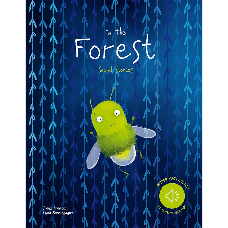 Carte cu sunete - În pădure imagine edituradiana.ro