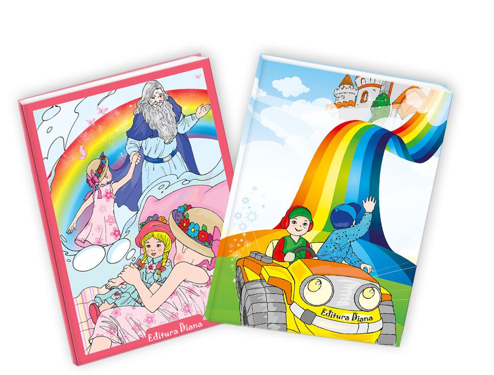 Carte personalizată -(Numele copilului dumneavoastră) și visul lui imagine edituradiana.ro