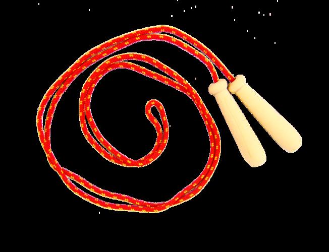 Coardă roșie pentru sărit, 3 m imagine edituradiana.ro
