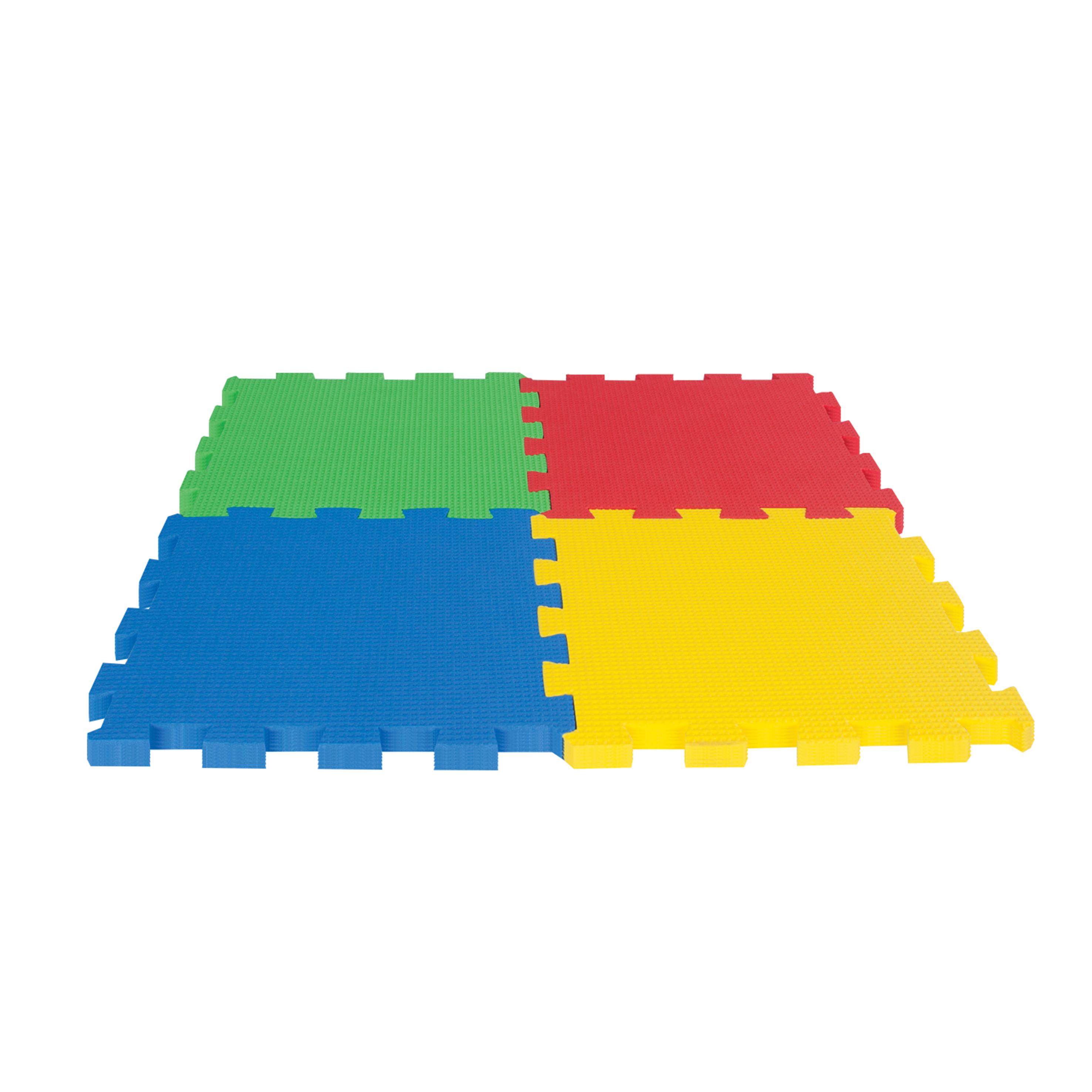 Covoraș tip puzzle din spumă, 20 mm (50 x 50 cm) imagine edituradiana.ro