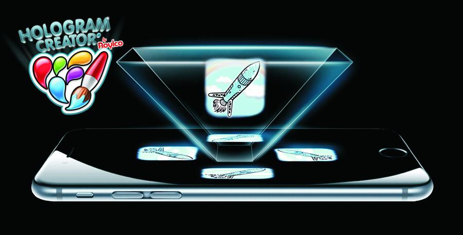Creator de holograme imagine edituradiana.ro