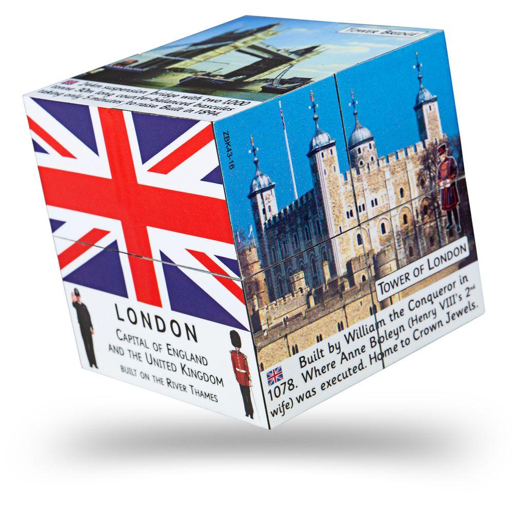 Cub educativ pliabil - Londra imagine edituradiana.ro